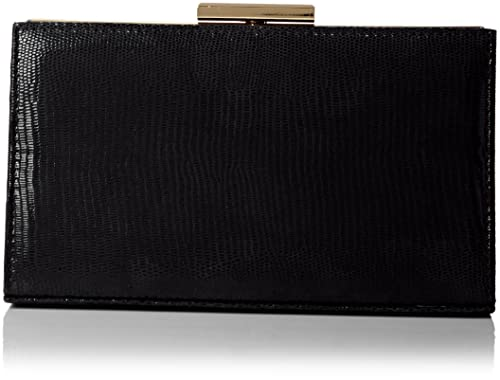 23a197224729 Van Dal Womens Zinnia Clutch Black Print: Amazon.co.uk: Shoes & Bags