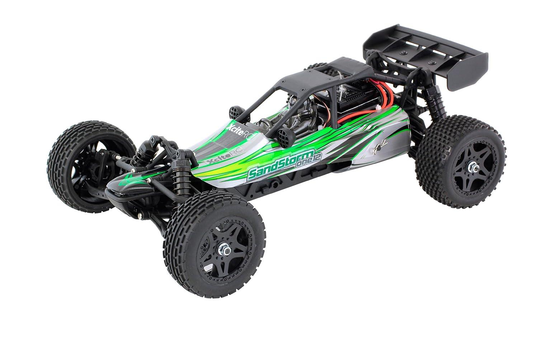 XciteRC SandStorm one12 - Radio-Controlled (RC) land vehicles (Ión de litio, Cochecito de juguete)
