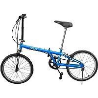 MEC BIKES - Ride 3.0 The Folding Bike - Blue Basic Model