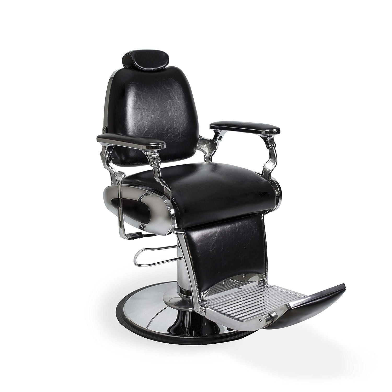Amazon Barber Chair Stainless Steel Fixtures Beauty Salon