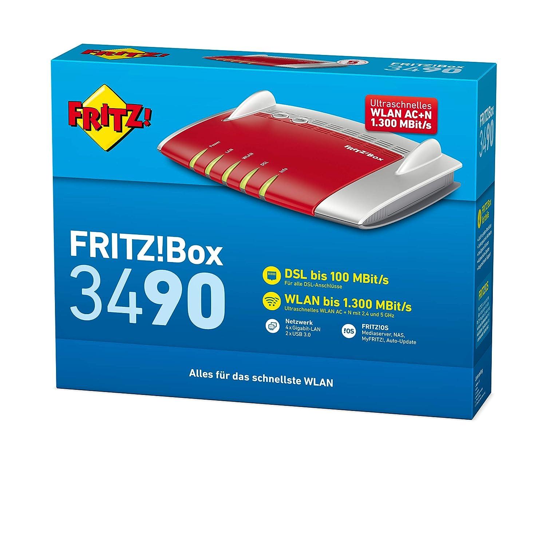 AVM FRITZ Box 3490 5 GHz2 4 GHz Amazon puter & Zubehör