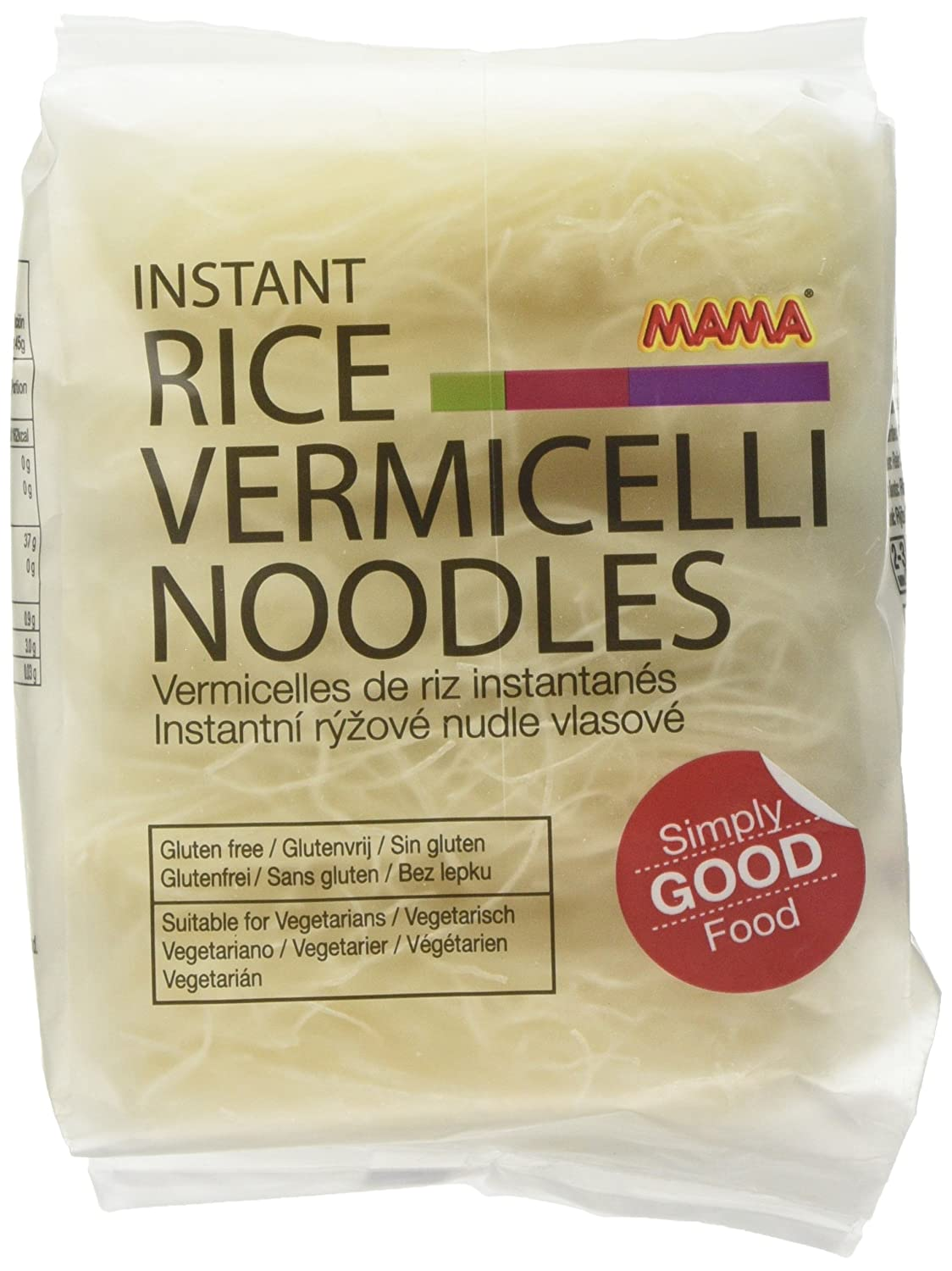 Mama Noodles Instant Rice Vermicelli 225 G Lime 800 Ml Prime Pantry