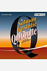 Quichotte Audible Audiobook