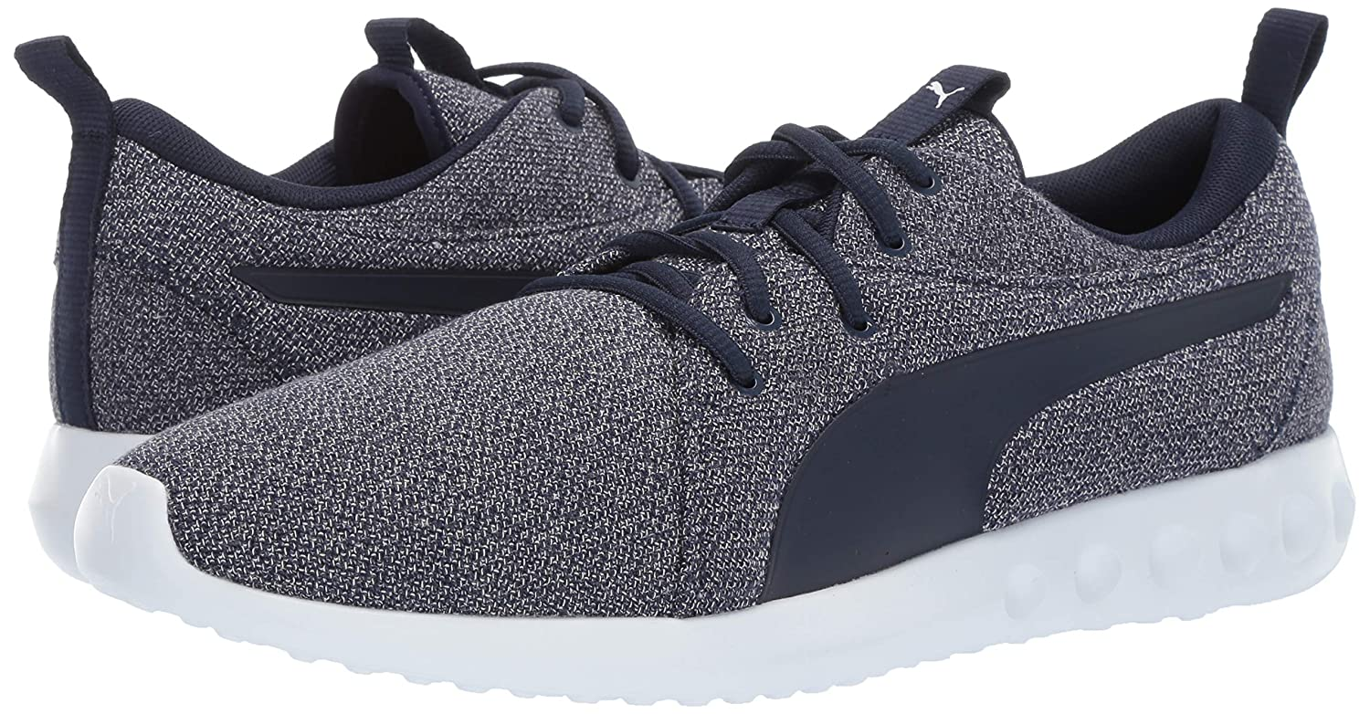 baf3c47630c066 Puma Men s Carson 2 Knit Sneaker  Buy Online at Low Prices in India -  Amazon.in