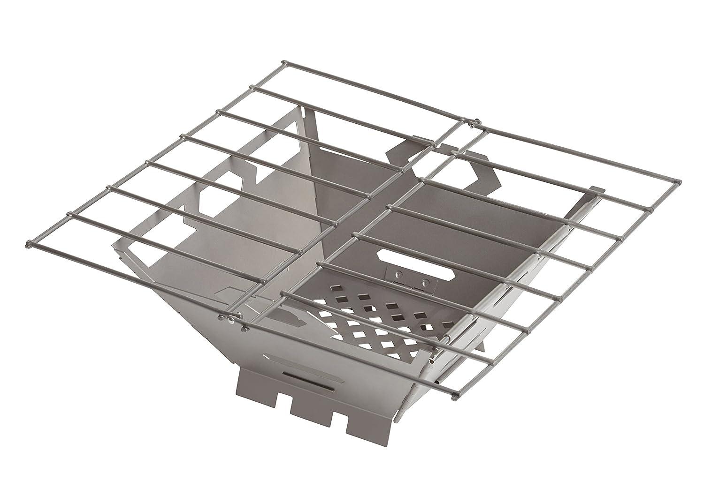 バーゴ チタニウムファイヤー ボックスグリル