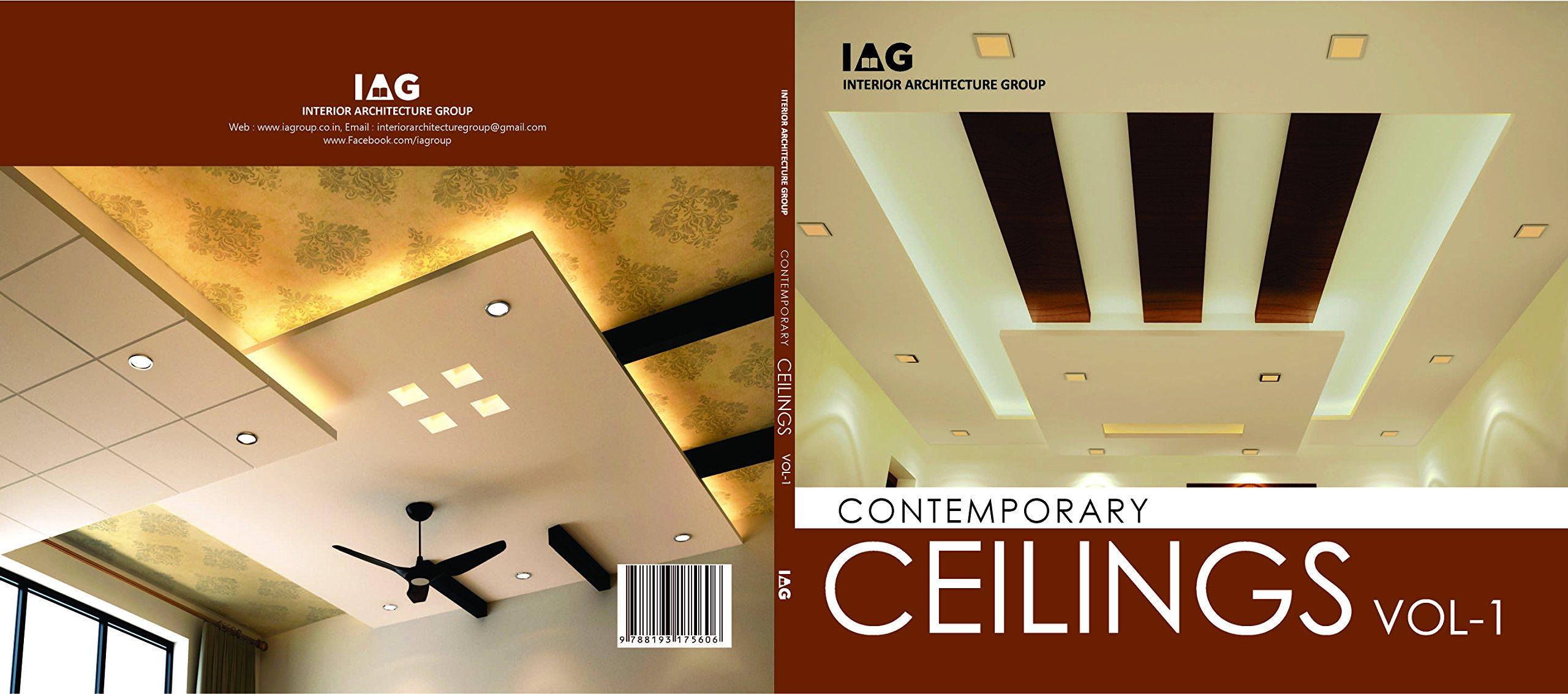 Buy Contemporary Ceilings (1st edition 2015) Book Online at Low