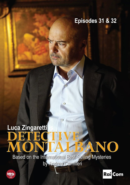Detective Montalbano: Episodes 31 & 32
