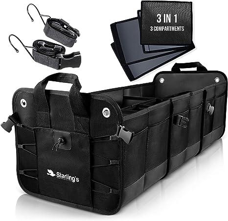 Amazon.com: Starlings Organizador de maletero de coche ...