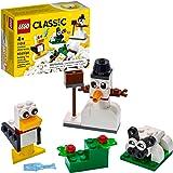 LEGO Classic Tijolos Brancos Criativos
