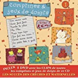 Comptines et Jeux de doigts - Vol.1