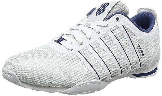 Hommes Arvee 1.5 Technologie Chaussures De Sport Bas-top, Blanc, 8 Uk K-suisse
