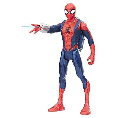Spider-Man 6-inch Spider-Man Figure: Toys & Games