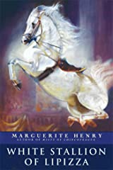 White Stallion of Lipizza Kindle Edition