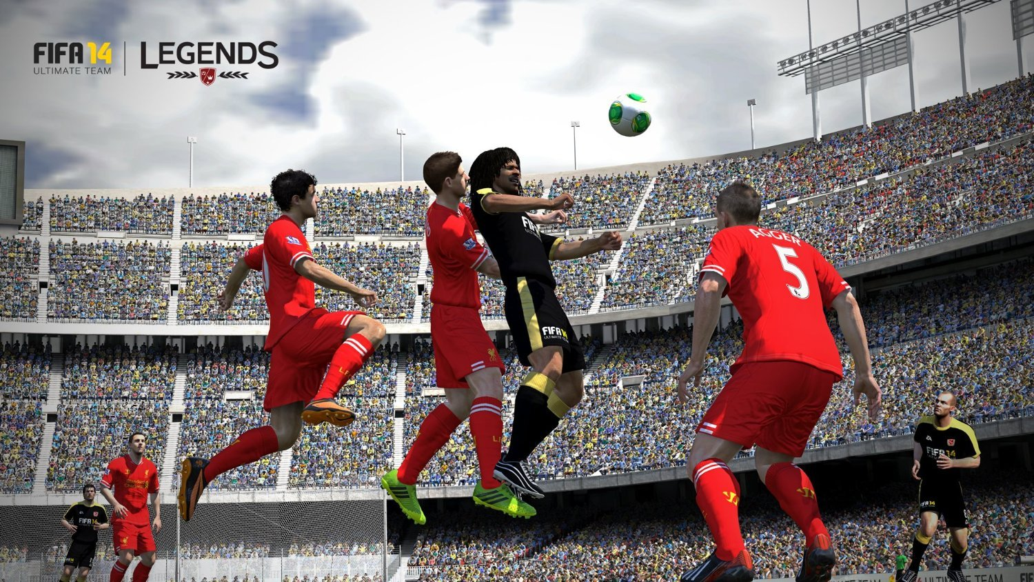 FIFA 14 - Xbox One by Electronic Arts (Image #3)