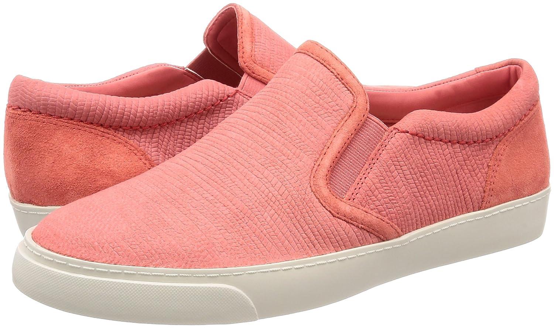 7f25d212 Clarks Glove Puppet Trainers Womens Shoes 6.5 B(M) US Women Coral Nubuck:  Amazon.com.au: Fashion