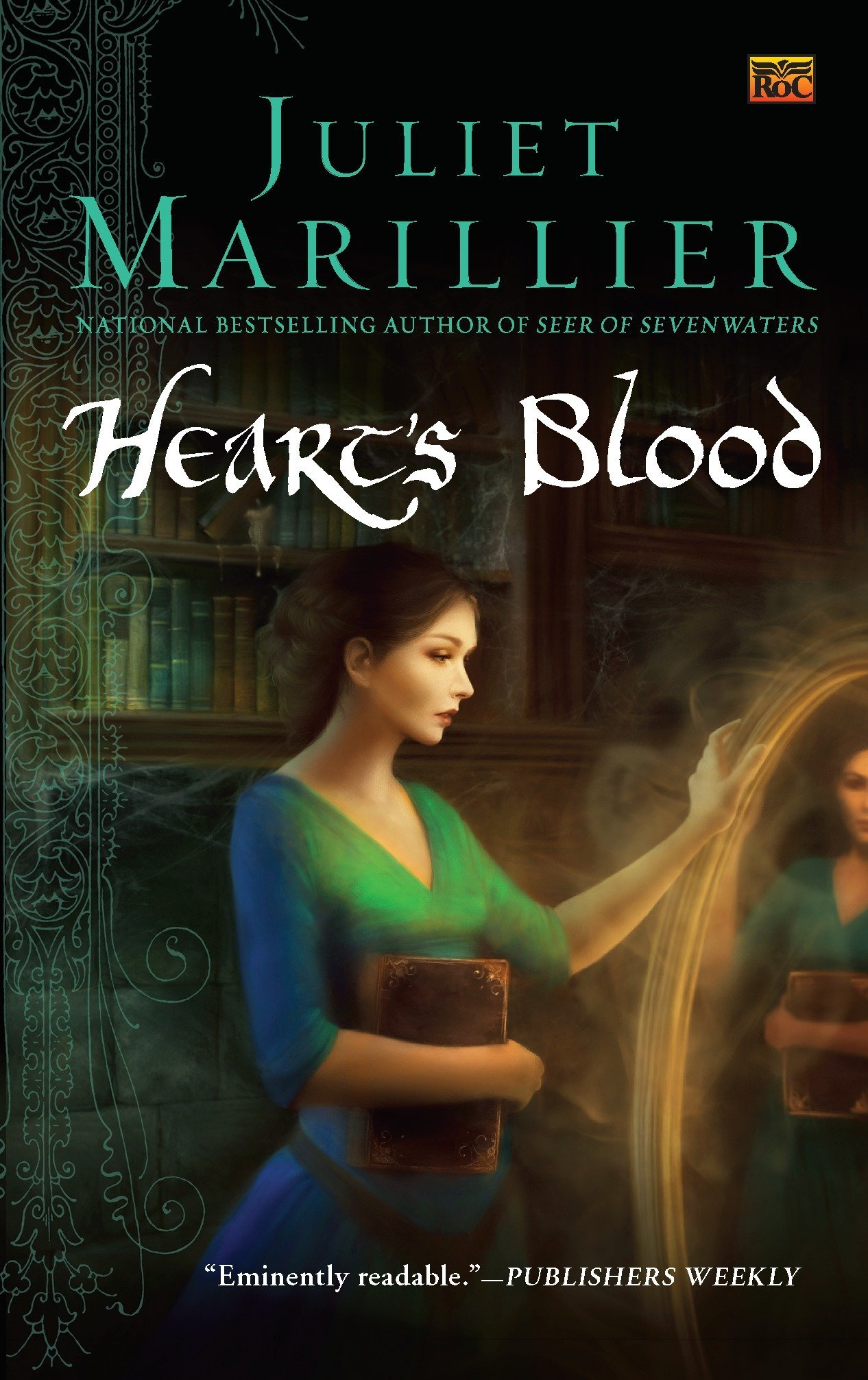 Image result for heart's blood by juliet marillier