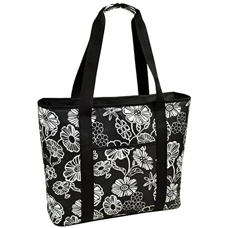 18fe39f8551 Image Unavailable. Image not available for. Color: Picnic at Ascot Extra  Large Insulated Cooler Bag ...
