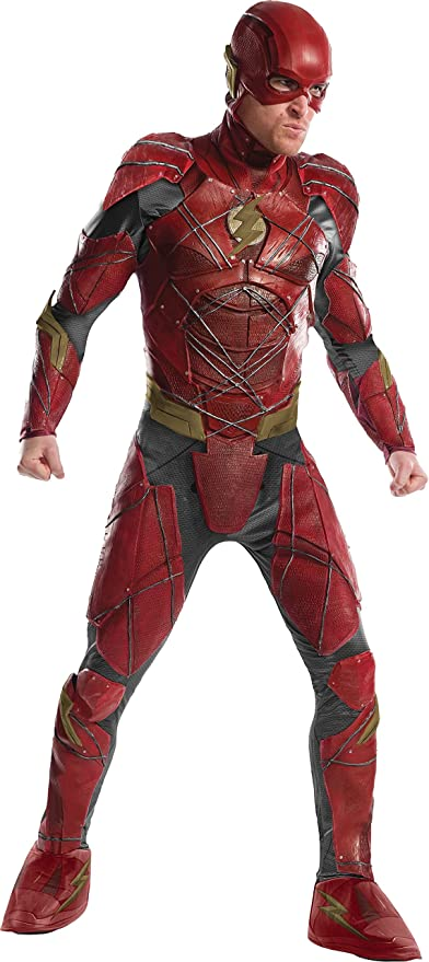 Marvel - Disfraz de Flash Grand Heritage Supreme para adulto ...