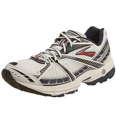 Running Shoe, Blue/Black/White, 8 D