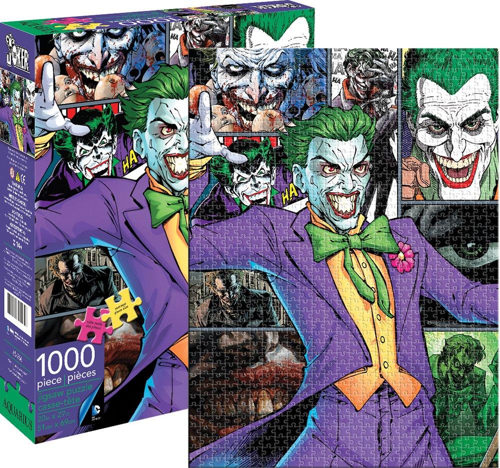 Aquarius DC Comics Joker 1000 Piece Jigsaw Puzzle