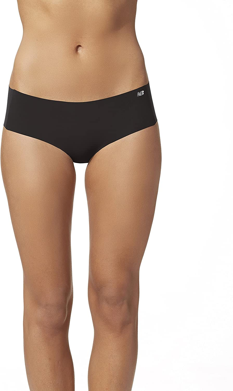 New Balance Women's Active Breathable Super Soft Laser Hipster Panty