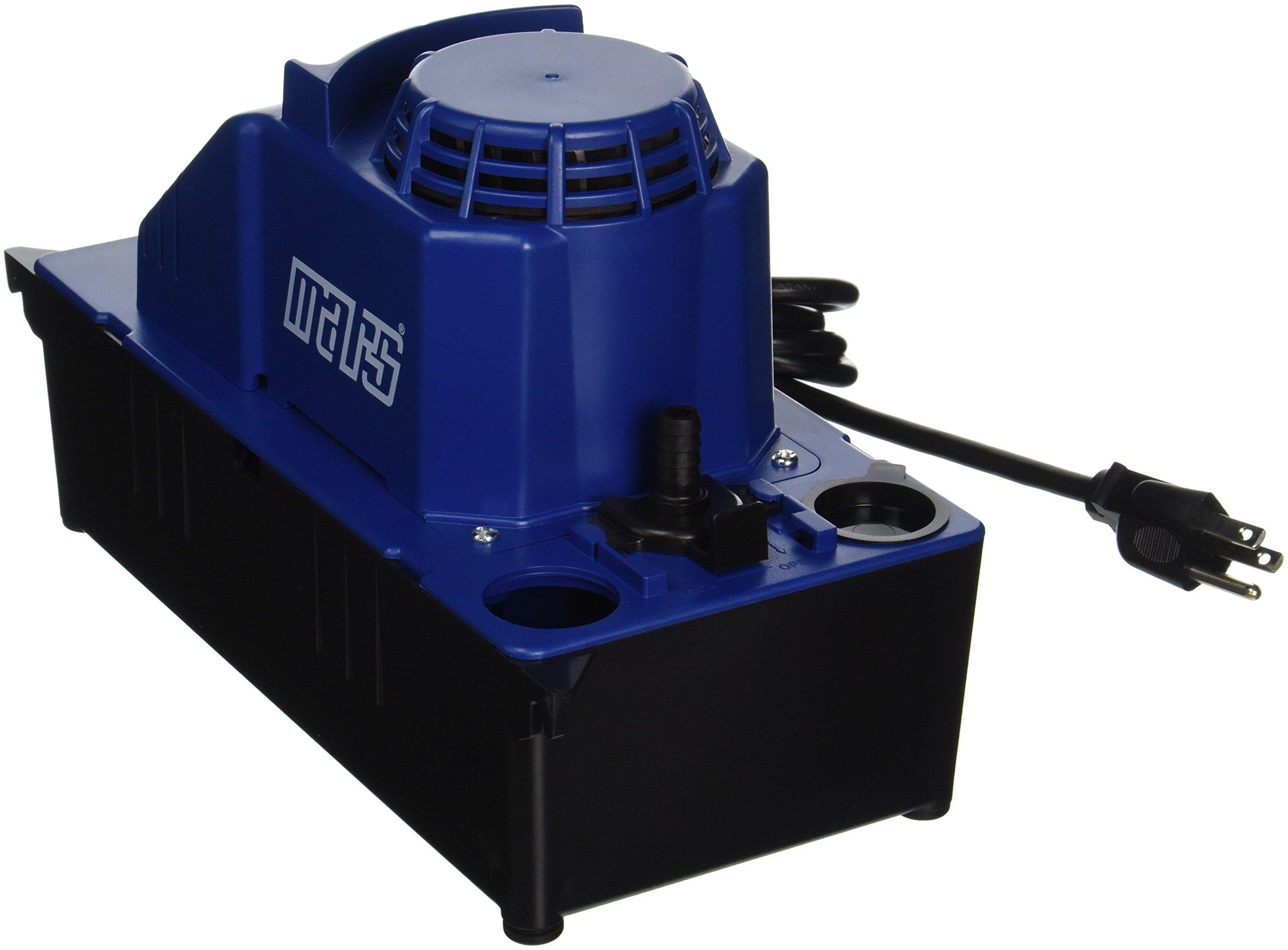 Mars 21780 115-volt Lift Condensate Pump, 24-Feet