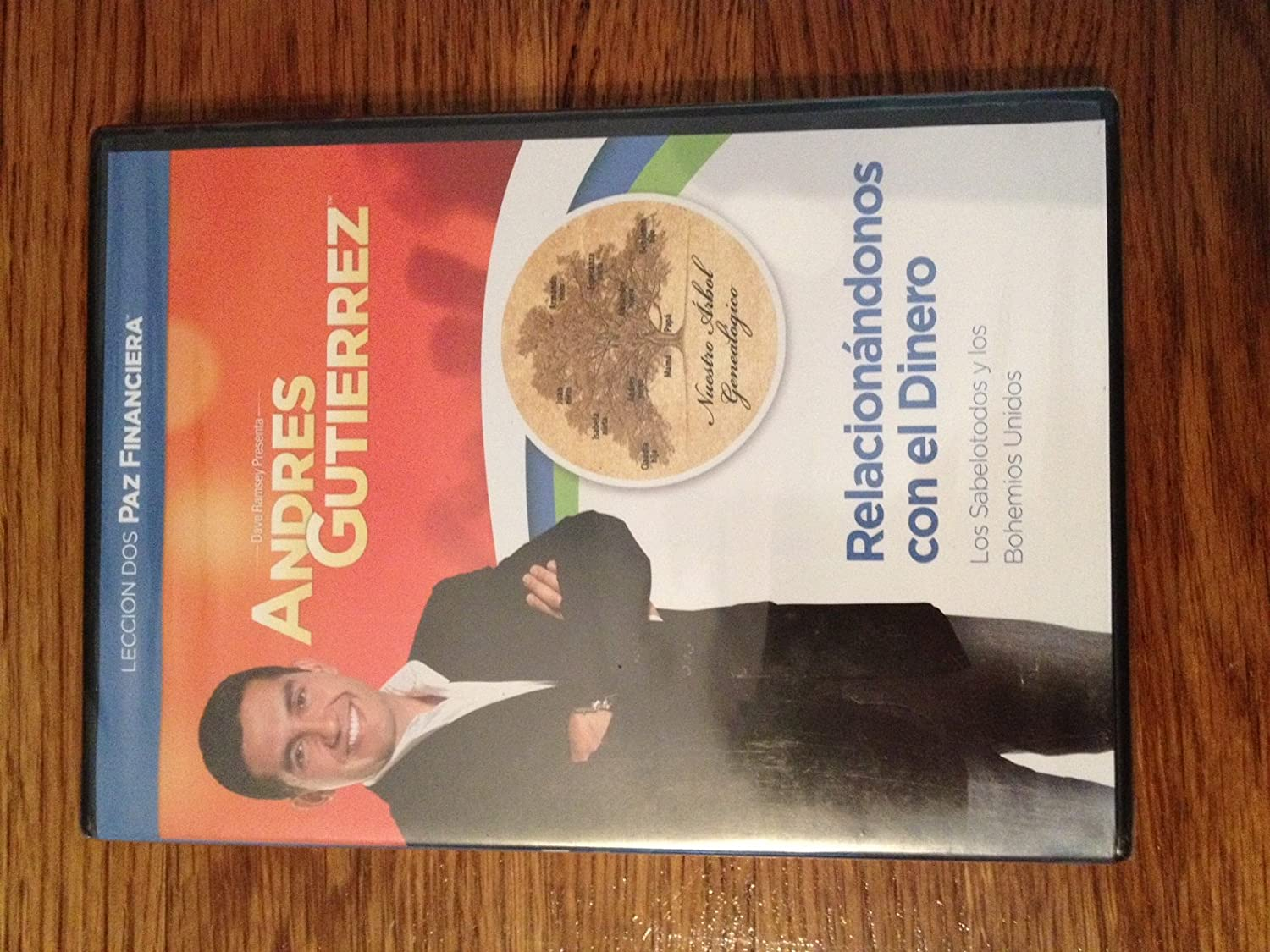 Amazon.com: Andres Gutierrez: Relacionandonos con el Dinero (Leccion dos Paz Financiera): Movies & TV