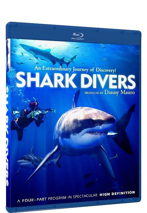 The Best Diver Riding Shark