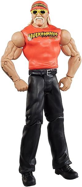 WWE HULK HOGAN WRESTLING FIGURE SIGNATURE SERIES 2015 HULKAMANIA FLASHBACK NEW!