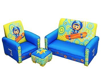 Amazon.com: Nickelodeon 3 piezas Juego para cama infantil ...