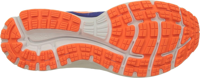 Brooks Aduro 5, Zapatillas de Running para Hombre, Azul (Blue/Orange/Black 1d494), 40.5 EU: Amazon.es: Zapatos y complementos