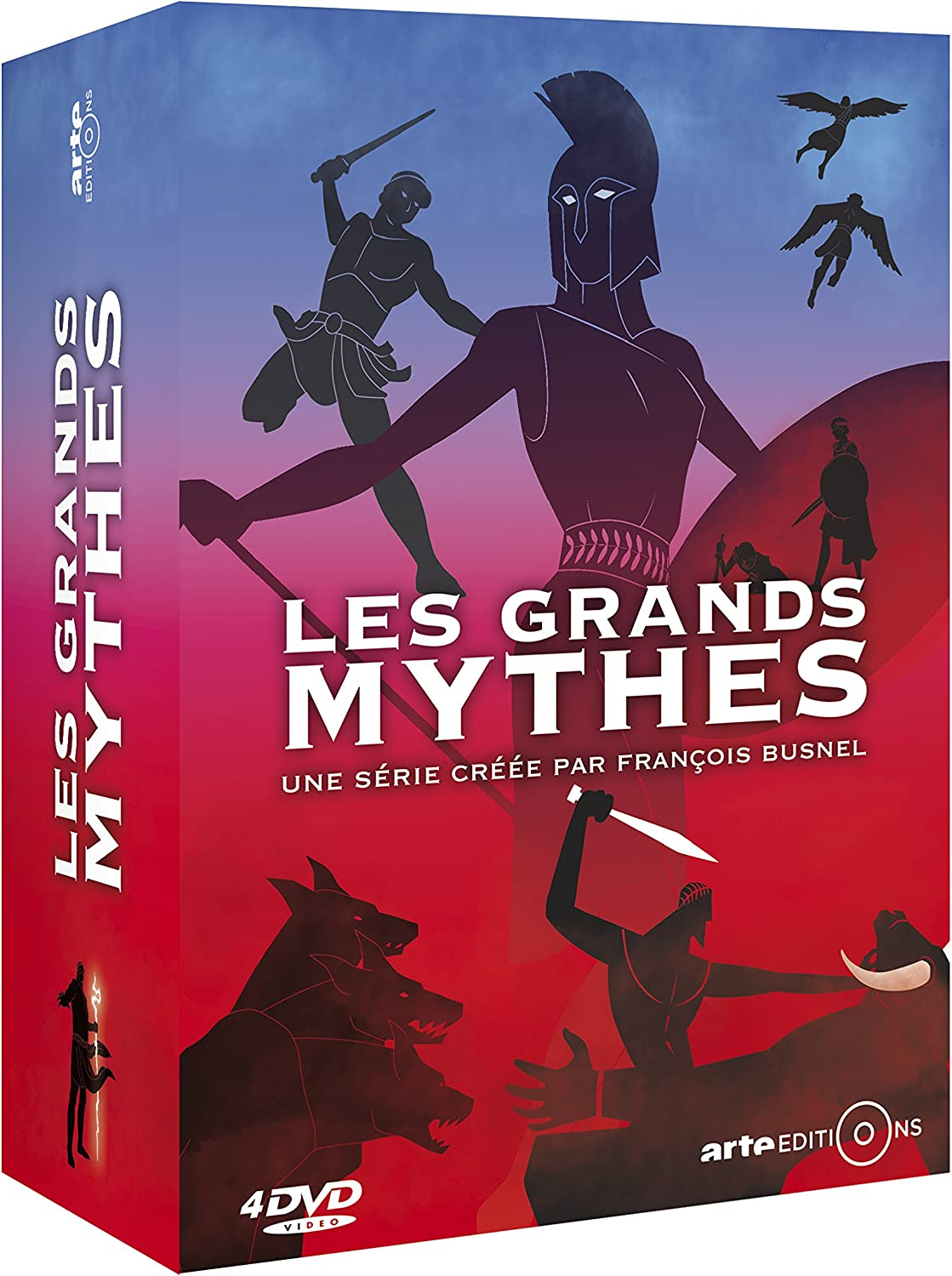 Les Grands Mythes: DVD & Blu-ray : Amazon.fr