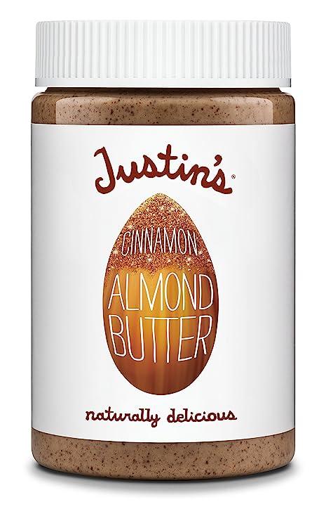 Justins Nut Butter - Canela de mantequilla de almendras - 16 ...