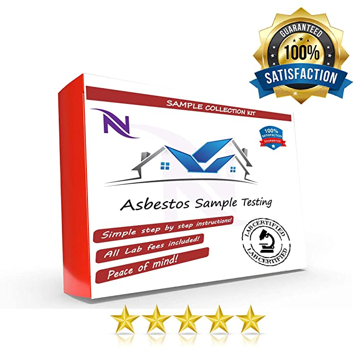 Top 10 At Home Asbestos Test Kit