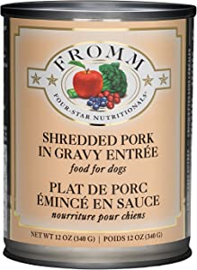 Fromm Pork in Gravy 12/12oz cans