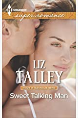 Sweet Talking Man (Home in Magnolia Bend Book 2) Kindle Edition