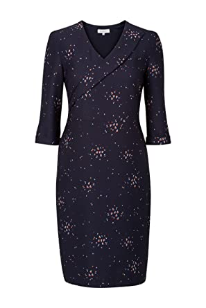 2cae0ab45f3bff Promiss Damen Kleid Print Dional Apparel Dress Dional: Amazon.de: Bekleidung