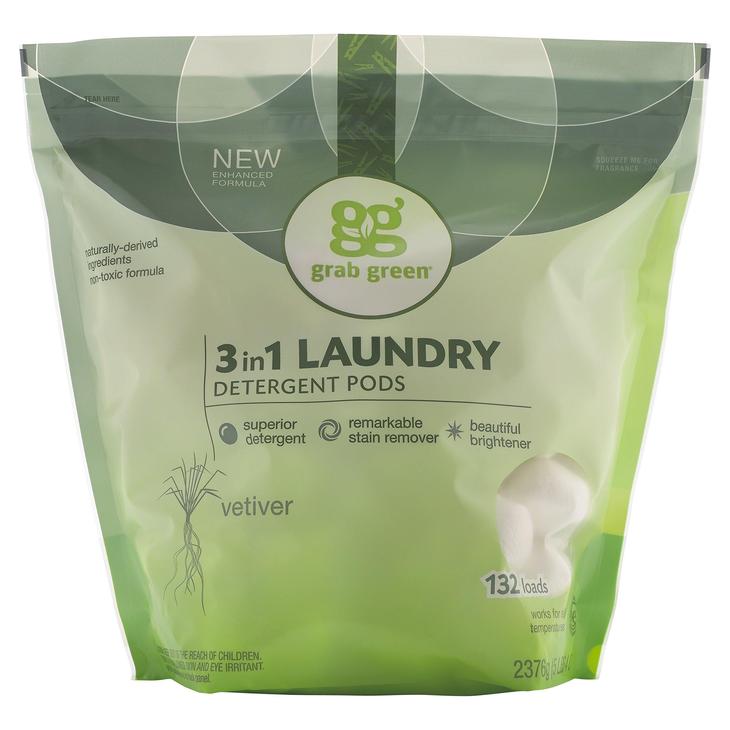 Amazon.com: Grab Green Natural Dishwasher Detergent Pods