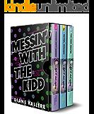 Messin' With The Kidd: Samantha Kidd Style & Error Mysteries Box Set (books #1-3)