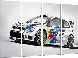 Cuadros Camara Poster Fotográfico Deporte Competicion coche Rally ...