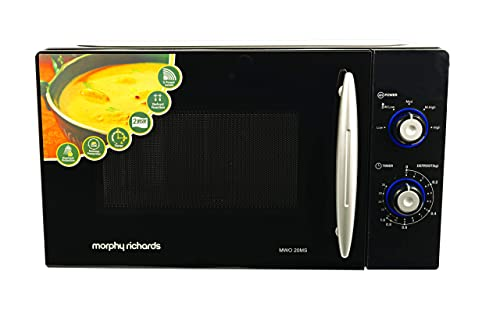 6. Morphy Richards 20 L Solo Microwave Oven