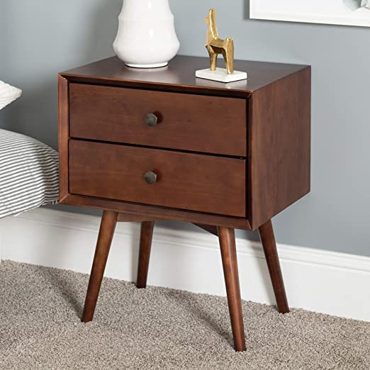 Amazon Com Walker Edison Furniture Company Mid Century Modern