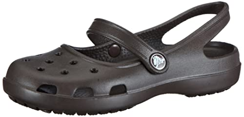 eeaae0b51e0dc6 crocs Shayna Women Clog in Brown  Buy Online at Low Prices in India ...