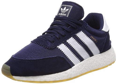 adidas Herren Iniki Runner Sneakers Blau (Collegiate Navy