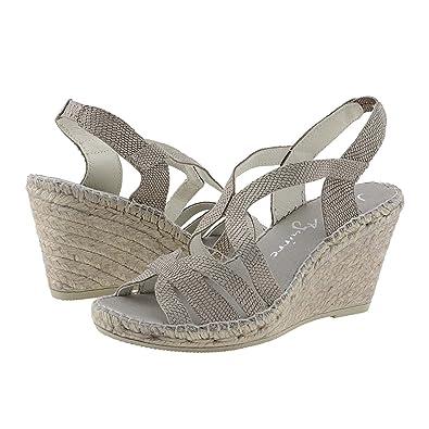Paula Alonso Damen Clogs & Pantoletten, Silber - Silber - Größe: 37 EU