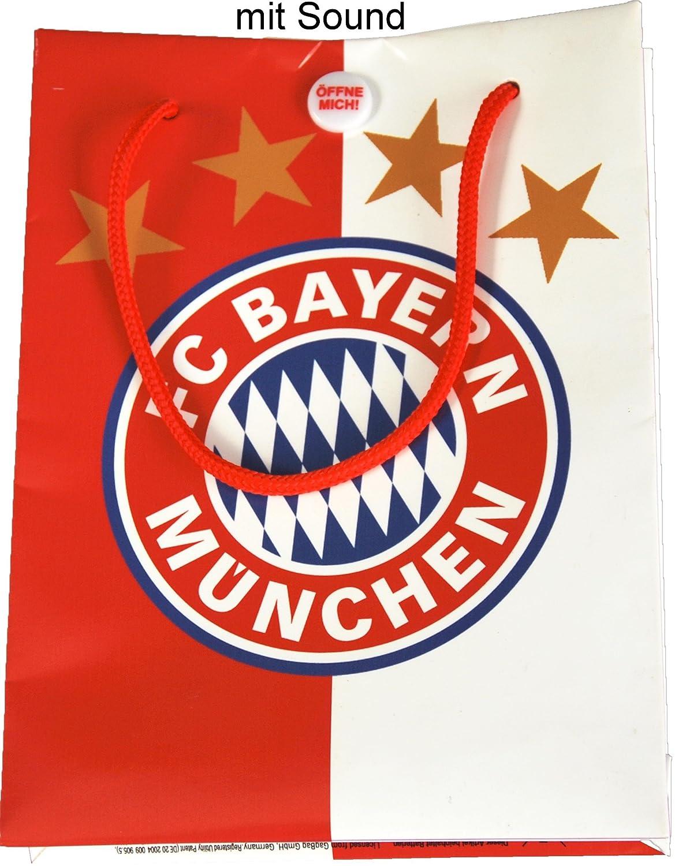 FCB / FC Bayern München Sound Geschenktüte Bertels