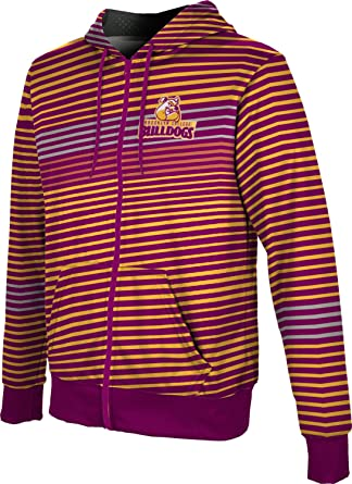 ProSphere Men's Brooklyn College Bold Full-zip Hoodie Nw7VY7m5a