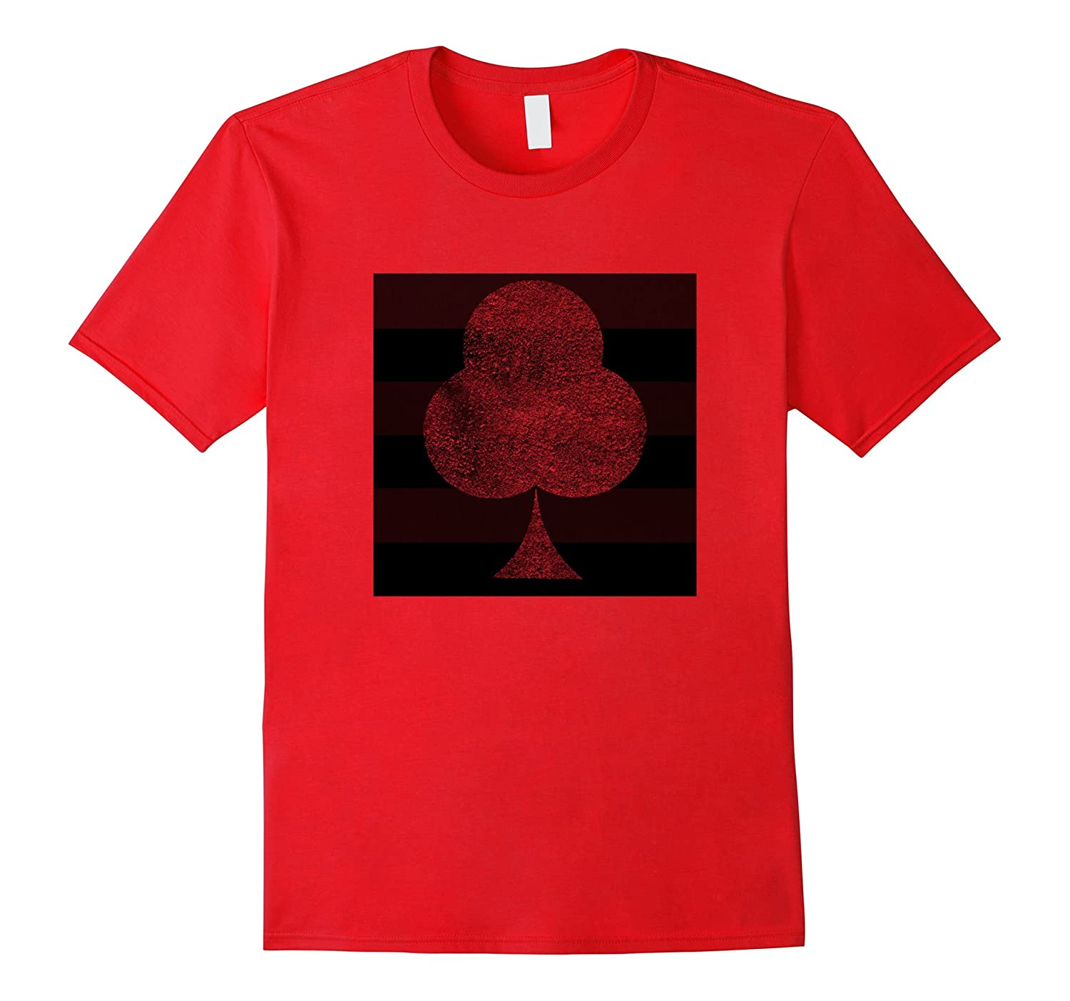 Club Poker Lucky Gambling T-Shirt-Vaci