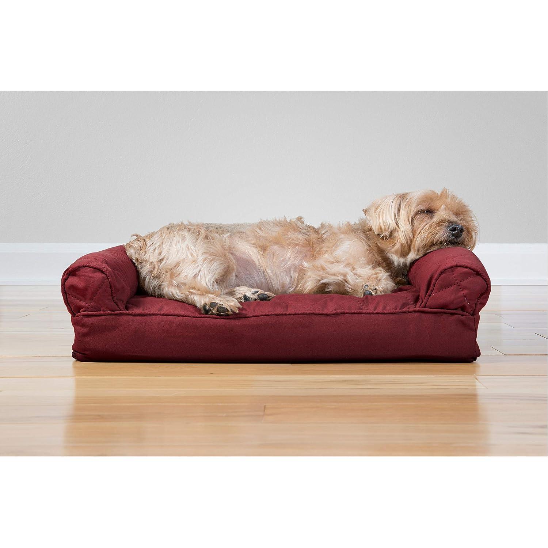 Amazon.com: Cama para perro Furhaven, cojín de estilo ...