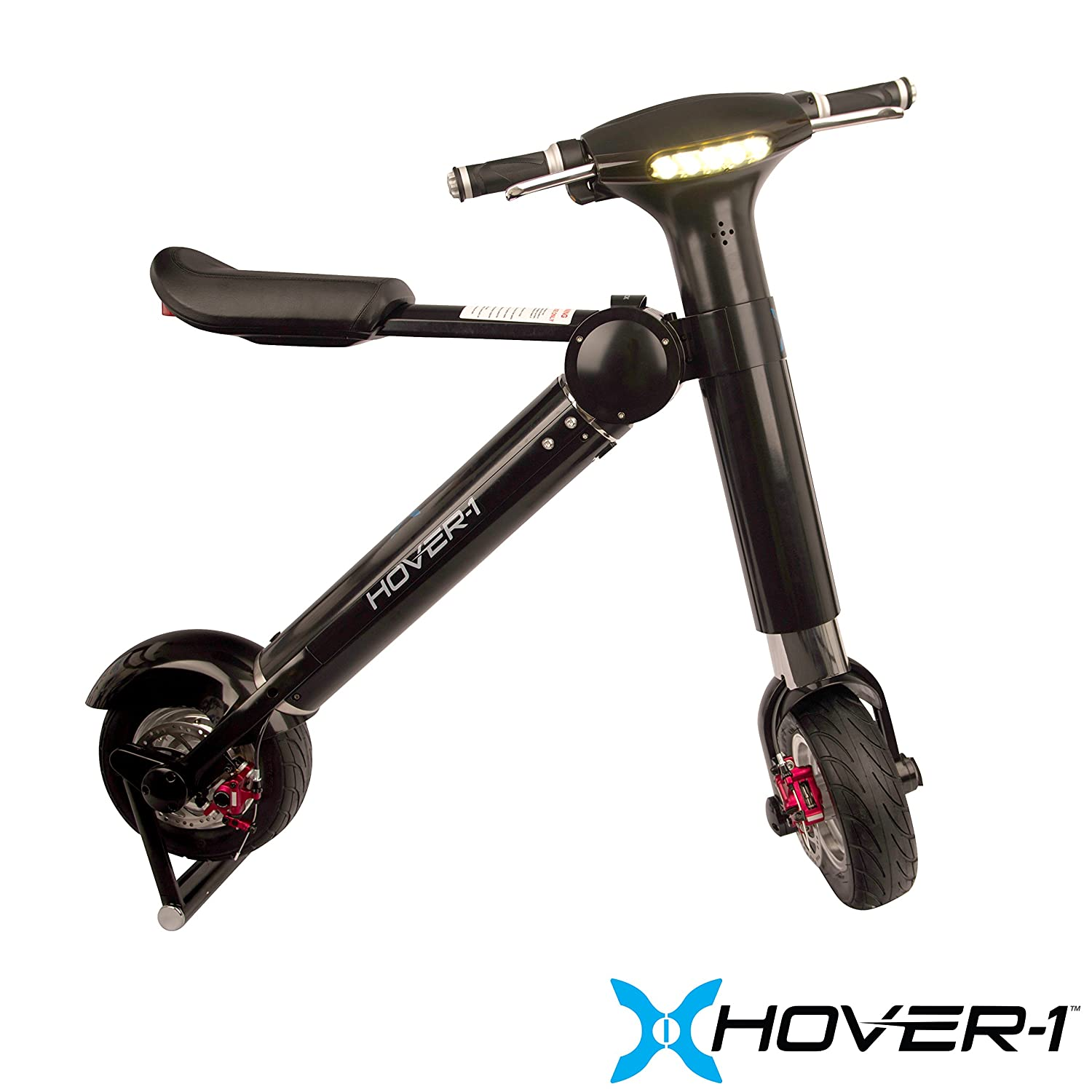 hover-1 xls e-bike folding electric scooter review: best folding electric scooter